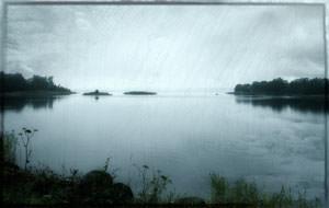 sateella Björköby maisemakuva