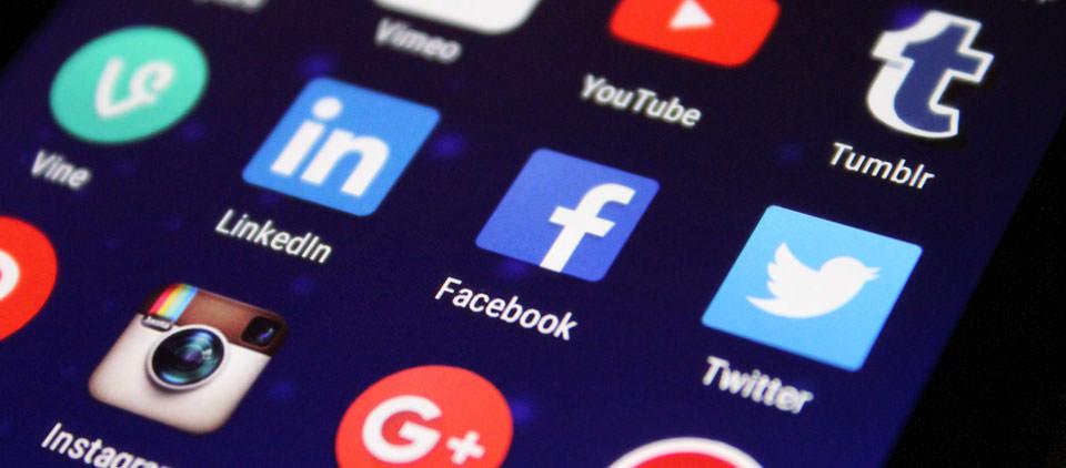 sosiaalinen mediakuva