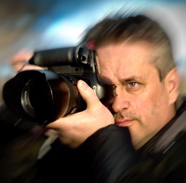 valokuvaaja svenna martens canon kamera