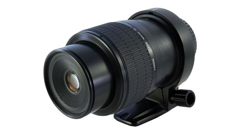 Canon-MP-E-65mm makro-objektiivi